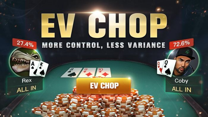 PPPoker EV Chop