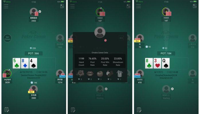 city of poker app